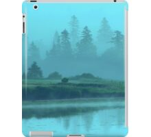 Turquoise Tranquillity iPad Case/Skin