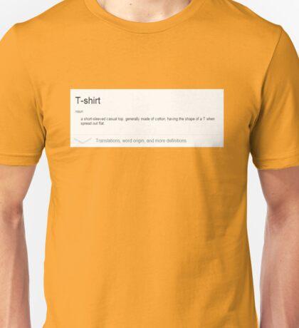 Fashionable T-shirt Unisex T-Shirt