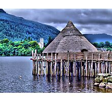 Crannog Photographic Print