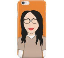 Alex Vause iPhone Case/Skin