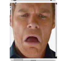 dex omg face iPad Case/Skin