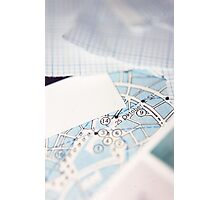 Graph Photographic Print