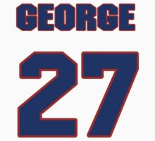 National baseball player George Susce jersey 27 by imsport
