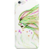spring faery-féérie printanière iPhone Case/Skin