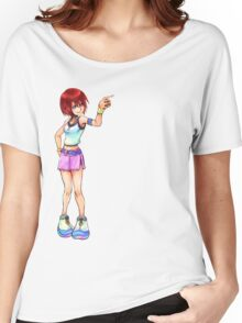 Kairi Re-Finish Women's Relaxed Fit T-Shirt