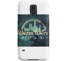 Walter White Meth World Samsung Galaxy Case/Skin