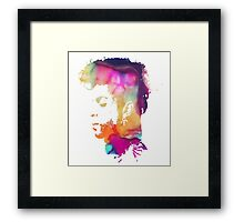 Prince -  Prince Rogers Nelson - Musicology Framed Print