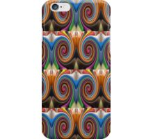 CRAYON MELTDOWN iPhone Case/Skin