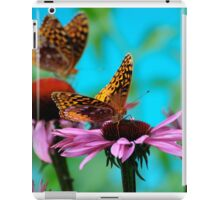 BFF Best Friend Fritillaries  iPad Case/Skin