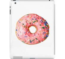 a real donut iPad Case/Skin
