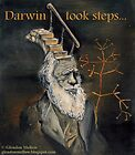Darwin Took Steps by Glendon Mellow