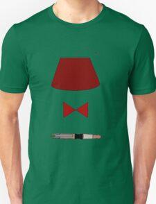 11th Doctor Minimalist Piece Unisex T-Shirt