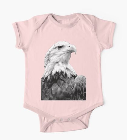 The Majestic Bald Eagle  One Piece - Short Sleeve