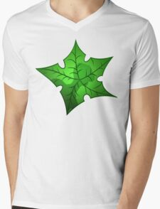 Tree Star Mens V-Neck T-Shirt