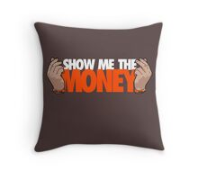 VICTRS - Show Me The Money Throw Pillow