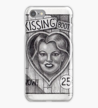 Kissing Booth iPhone Case/Skin