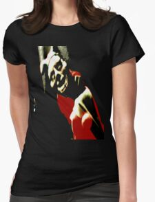 Gothic Ringmaster Womens Fitted T-Shirt
