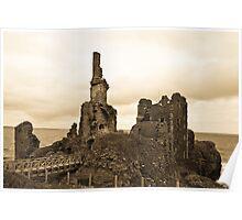 Sinclair Castle Poster