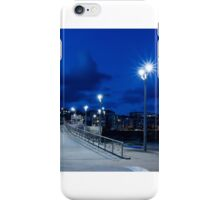 Maroubra by night iPhone Case/Skin