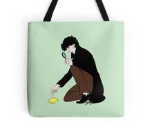 Guess Who Found the Lemon?! Tote Bag