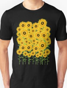 Sunflower Garden T-Shirt
