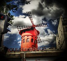 Moulin Rouge  by Andre Bulyk