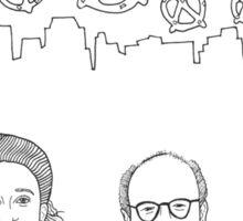 Seinfeld Sticker