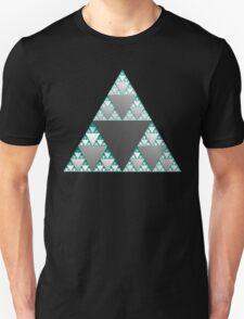 Sierpinski Triangle 20150123-004 Unisex T-Shirt
