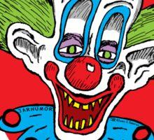 Killer Klown Love Sticker