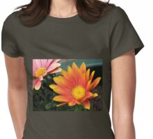 Bright and Beautiful - Bella Cape Daisies Womens Fitted T-Shirt