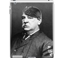 Super Grover Cleveland iPad Case/Skin