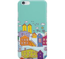 winter landscape iPhone Case/Skin
