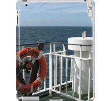 Scanning the Horizon iPad Case/Skin