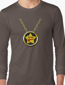 Prince Planet Power Pendant Long Sleeve T-Shirt