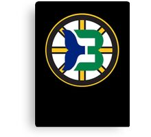 Boston Whalers - Hartford Bruins Canvas Print