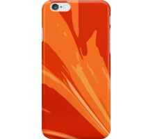 Field of Poppies Abstract iPhone Case/Skin