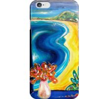 Beach Window Mount Martha iPhone Case/Skin