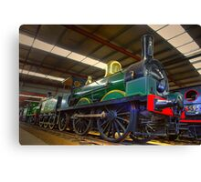 Big Boys' Toys ~ No 3 Canvas Print