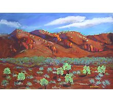 West of Mt Isa #4 Photographic Print