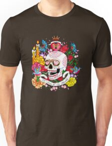 El Dia de Los Muertos Unisex T-Shirt