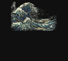 The Great Wave off Kanagawa (神奈川沖浪裏 ) Unisex T-Shirt