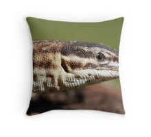 Varanus Acanthurus Throw Pillow