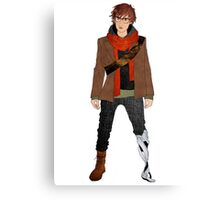 Modern Hiccup Canvas Print