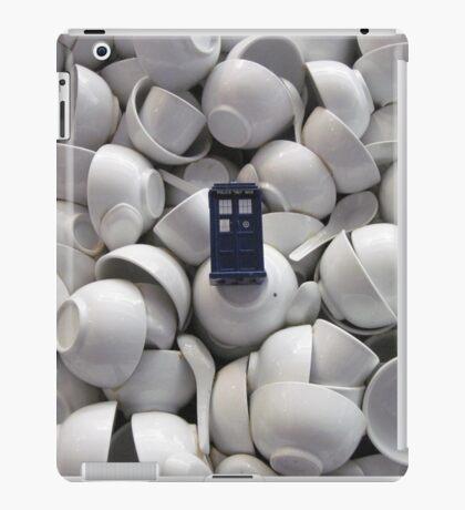Bowl of TARDIS iPad Case/Skin