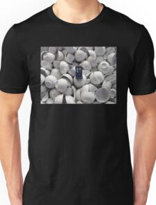 Bowl of TARDIS Unisex T-Shirt