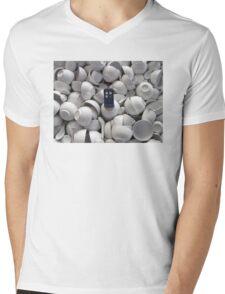 Bowl of TARDIS Mens V-Neck T-Shirt