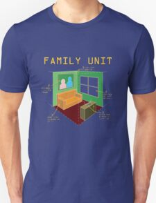 Family Unit Unisex T-Shirt