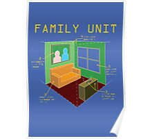 Family Unit Poster