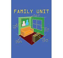 Family Unit Photographic Print