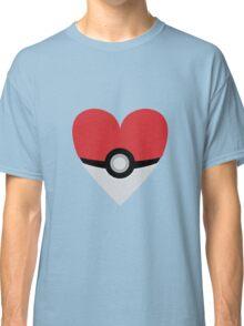 caught my heart 2 Classic T-Shirt